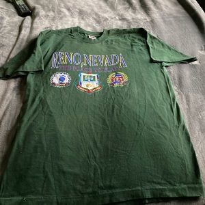 Vintage Fruit of the Loom Women's T Shirt Size XL